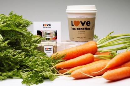 Honoré des pres- Love les carottes.