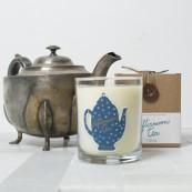 Afternoon Tea, vela Olivia Soaps.