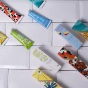 Crema de manos, Soap & Paper Factory y Love & Toast.