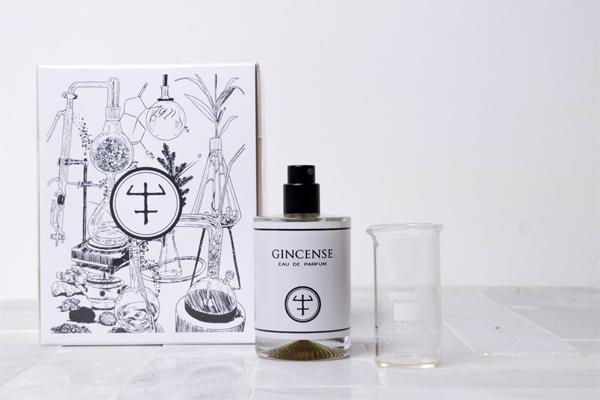 Gincense de Oliver&Co. oliver&co barcelona