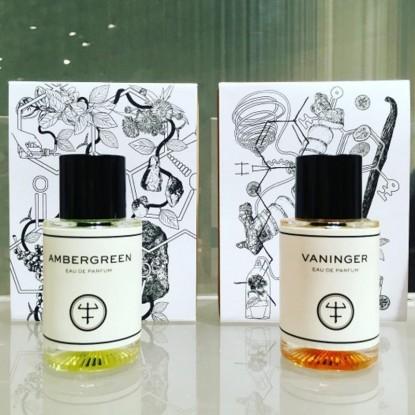 oliverandco, barcelona, perfumes de autor barcelona, ambergreen, vaninger, perfumerria nicho
