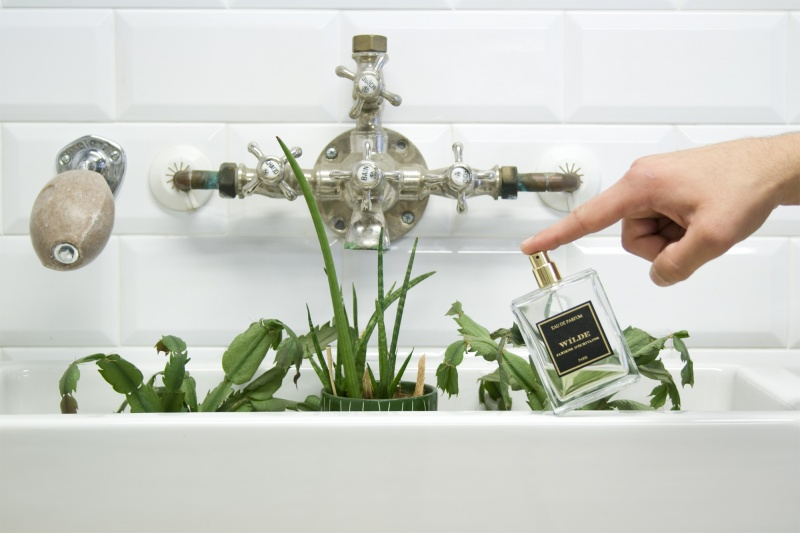 Wilde de Jardins d'Écrivains, barcelona, perfume niche, perfume nicho, perfume de autor