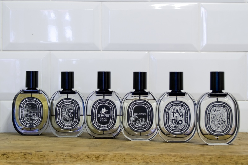 diptyque barcelona, diptyque les topettes