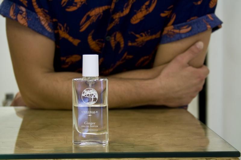 ginger, parfumerie centralle formentera