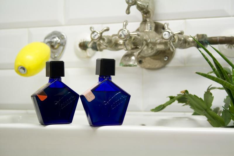 Au Coeur du Désert y L'Air du Désert Marocain de Andy Tauer, Tauer perfumes barcelona