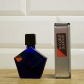 Au Coeur du Désert de Tauer, Tauer barcelona, Tauer perfums, andy tauer